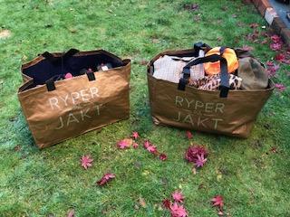 Rypebagger – selges i pakker på fire stykker