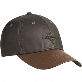 Vintage Cap Faux-Leather