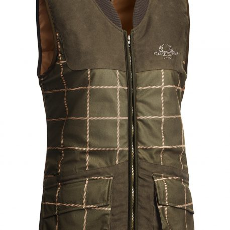 6610C-Whisper-Lady-Vest-Checked-Large