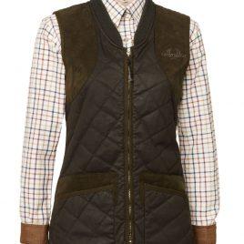 Vintage Quilt Waistcoat